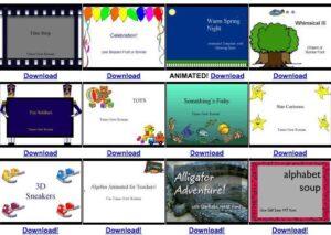 Los mejores sitios para descargar plantillas PowerPoint gratis para usar en clase 8
