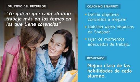 Coaching de Snappet