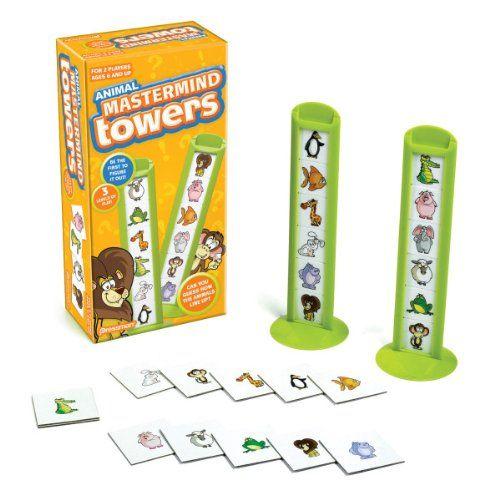 juegos de mesa educativos mastermind towers board game