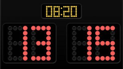 scoreboard android