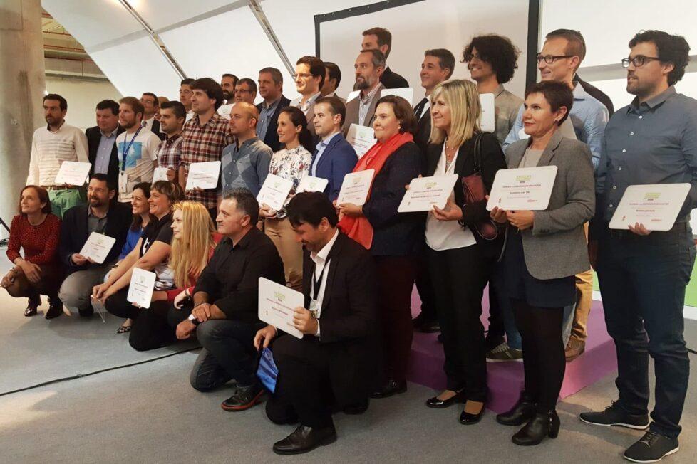 ¡Ganadores de la IV edición de los Premios SIMO EDUCACIÓN 2016!