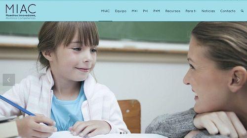 MIAC, un entorno de aprendizaje en red creado por y para docentes
