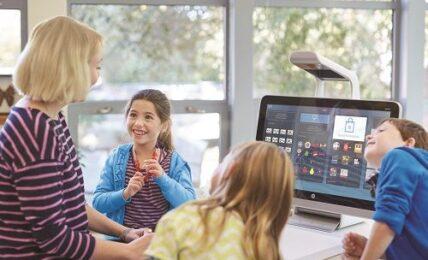 La transformación tecnológica del aula de la mano de HP 4