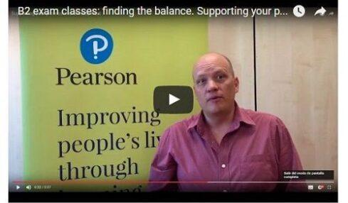 Ideas y herramientas para profesores de Inglés en los webinars de Pearson 4