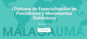 I Diploma de Especialización en Psicodrama y Movimientos Sistémicos