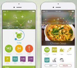 15 apps para promover una buena alimentación 14