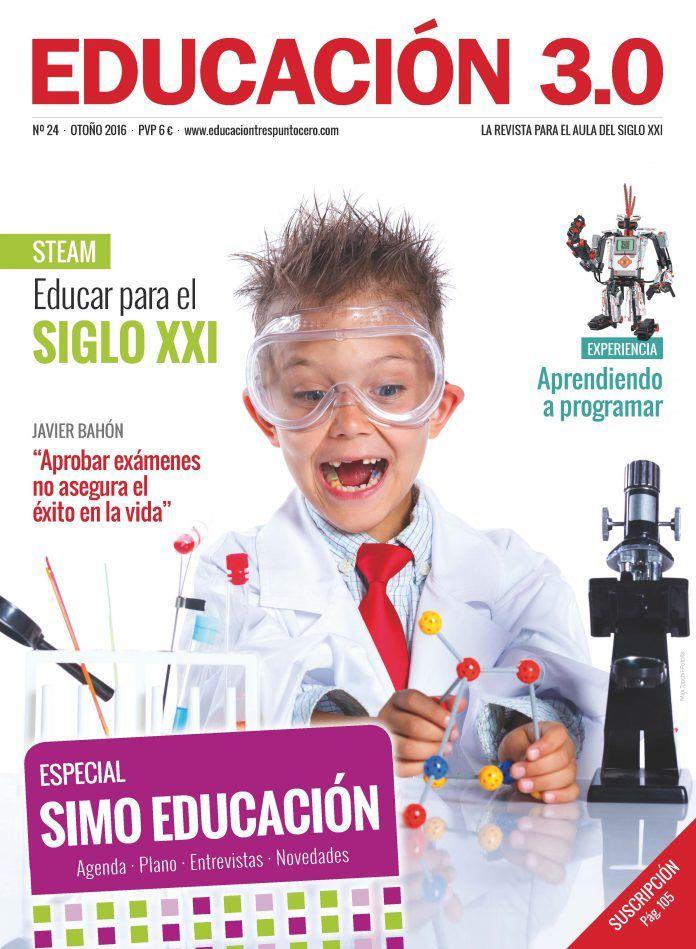 24 de la revista educación