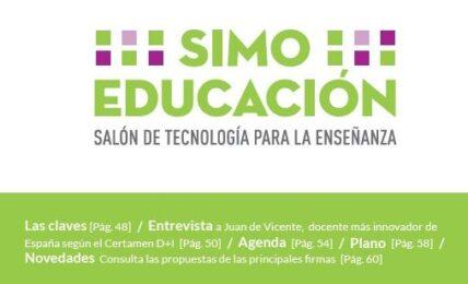 ¡Todo listo para la fiesta de la Educación! ¿Nos vemos en #SIMOEDU16? + Plano y agenda de actividades 3