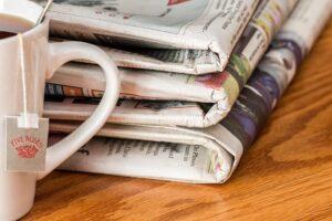 Prensa escrita y café - trabajar la prensa escrita en el aula