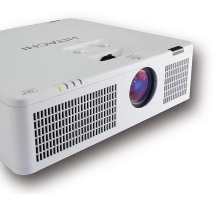 Hitachi presenta el primer proyector LED con 3.500 lúmenes