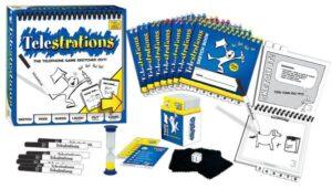 Telestrations juegos de mesa educativos
