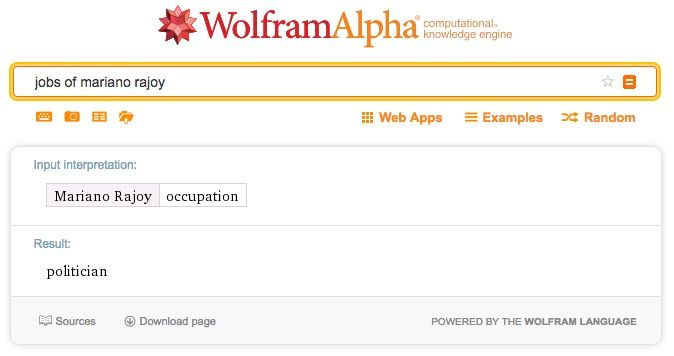 ¿Cómo usar Wolfram Alpha en clase?