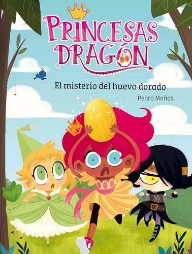 Princesas Dragon- Día Internacional del Libro Infantil y Juvenil