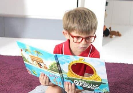 Burbujas- Día Internacional del Libro Infantil y Juvenil