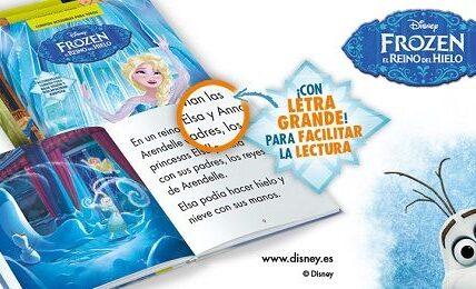 Nuevas colecciones Disney: cuentos y puzles para niños con necesidades especiales 1