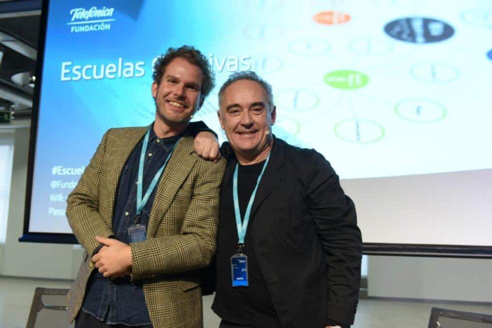 """Ferran Adrià: """"La monotonía es el principal enemigo de la innovación en educación"""" 1"""