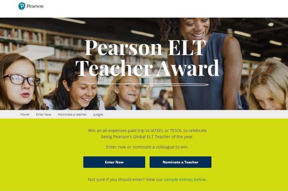 Pearson busca los profesores más inspiradores 2