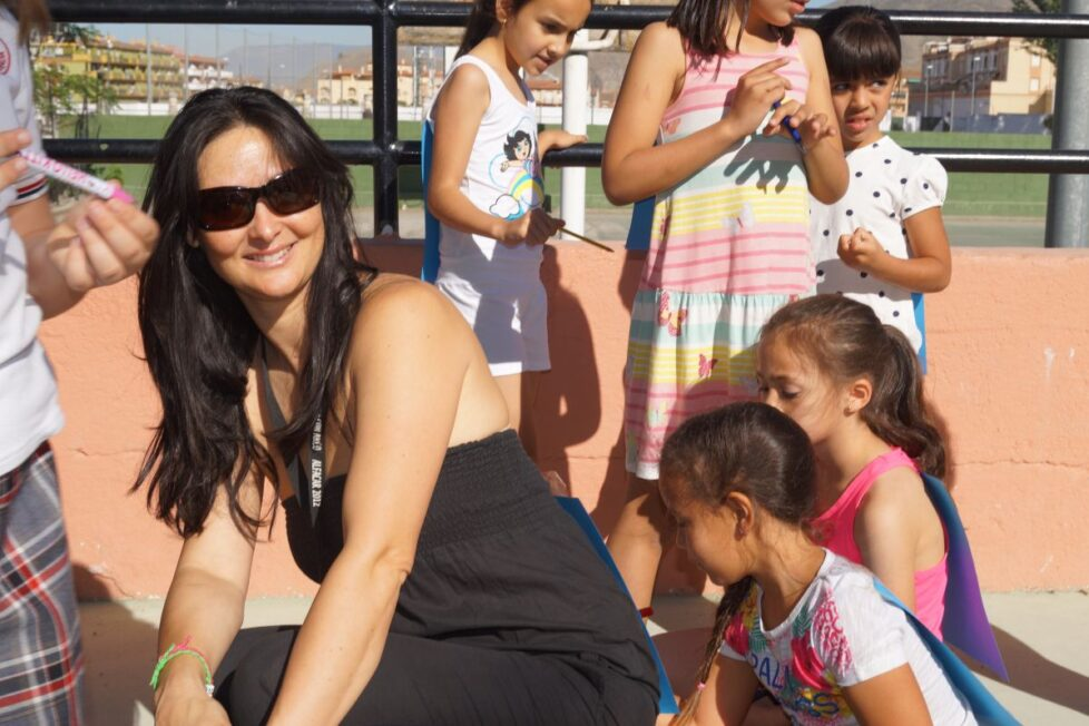 """Entrevista a Esther Diánez: """"Sueño con una escuela que compense las diferencias sociales en lugar de acrecentarlas"""" 1"""