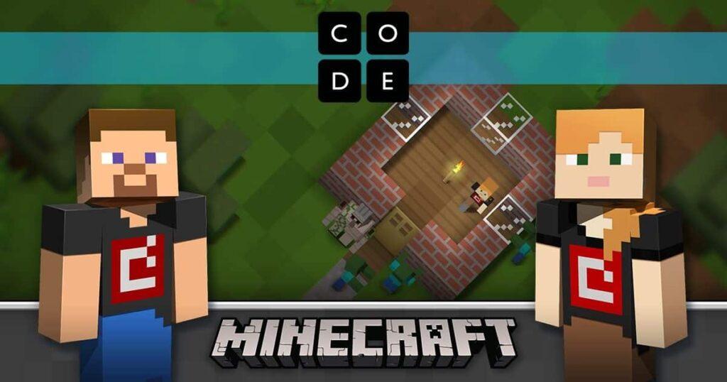 Hora del código 2016 - Minecraft