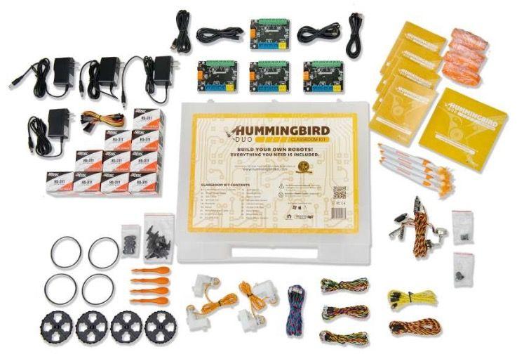 hummingbird duo kit