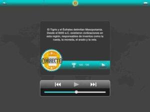 Apps para la asignatura de Historia en Secundaria y Bachillerato 10