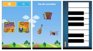 Kids Music - apps para aprender música en la tablet