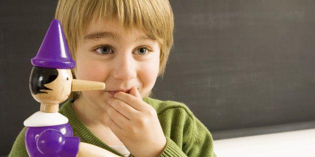 Niños que dicen mentiras: actividades para evitarlas en la escuela 1