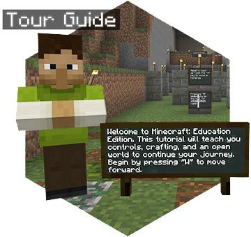 MInecraft Education intro