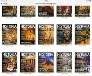 Apps para la asignatura de Historia en Secundaria y Bachillerato 8