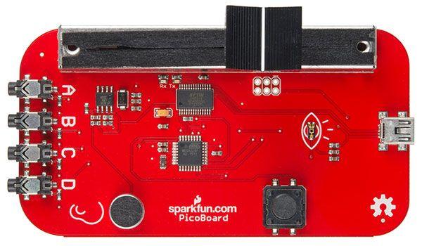 picoboard sparkfun
