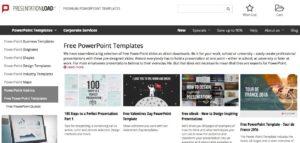 Los mejores sitios para descargar plantillas PowerPoint gratis para usar en clase 11
