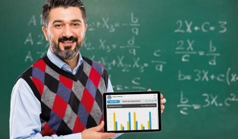 matic, la plataforma de aprendizaje inteligente de Matemáticas para ESO