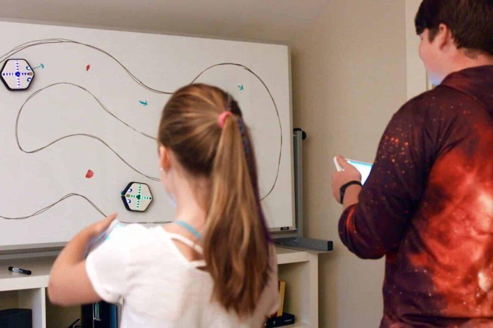 Root, un robot educativo que enseña a programar dibujando 3