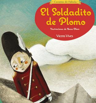 el soldadito de plomo- Día Internacional del Libro Infantil y Juvenil