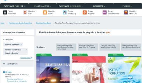 Los mejores sitios para descargar plantillas PowerPoint gratis para usar en clase 10