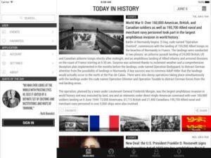 Apps para la asignatura de Historia en Secundaria y Bachillerato 3
