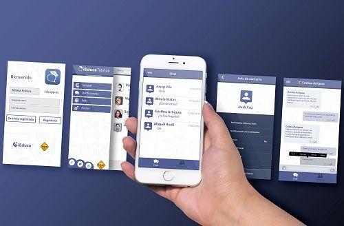 iEduca, una app para la gestión y la comunicación 1