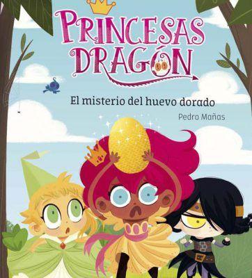Princesas Dragón: El misterio del huevodorado