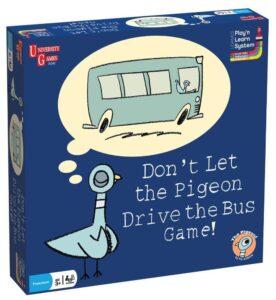 juegos de mesa educativos Don't Let the Pigeon