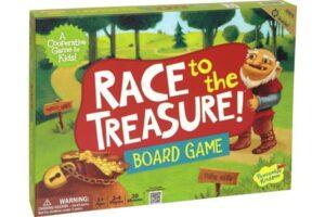 juegos de mesa educativos Race to the treasure