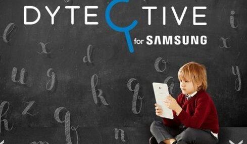 Dytective for Samsung, una app gratuita para detectar la dislexia 1