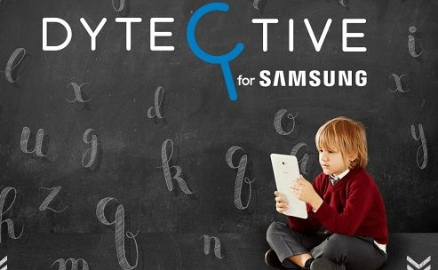 Dytective for Samsung, una app gratuita para detectar la dislexia 1