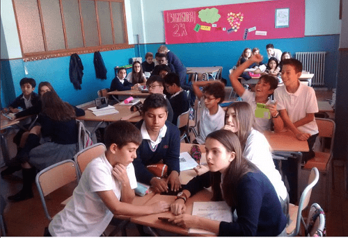 Matemáticas con Flipped Classroom