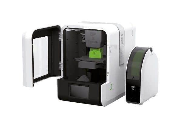 Impresión 3D para las escuelas con EntresD 2