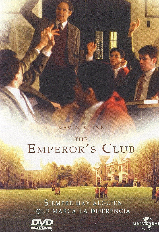 películas sobre profesores El club del Emperador