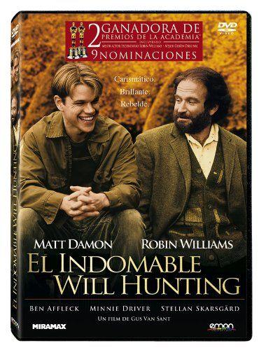 El indomable Will Hunting en Netflix