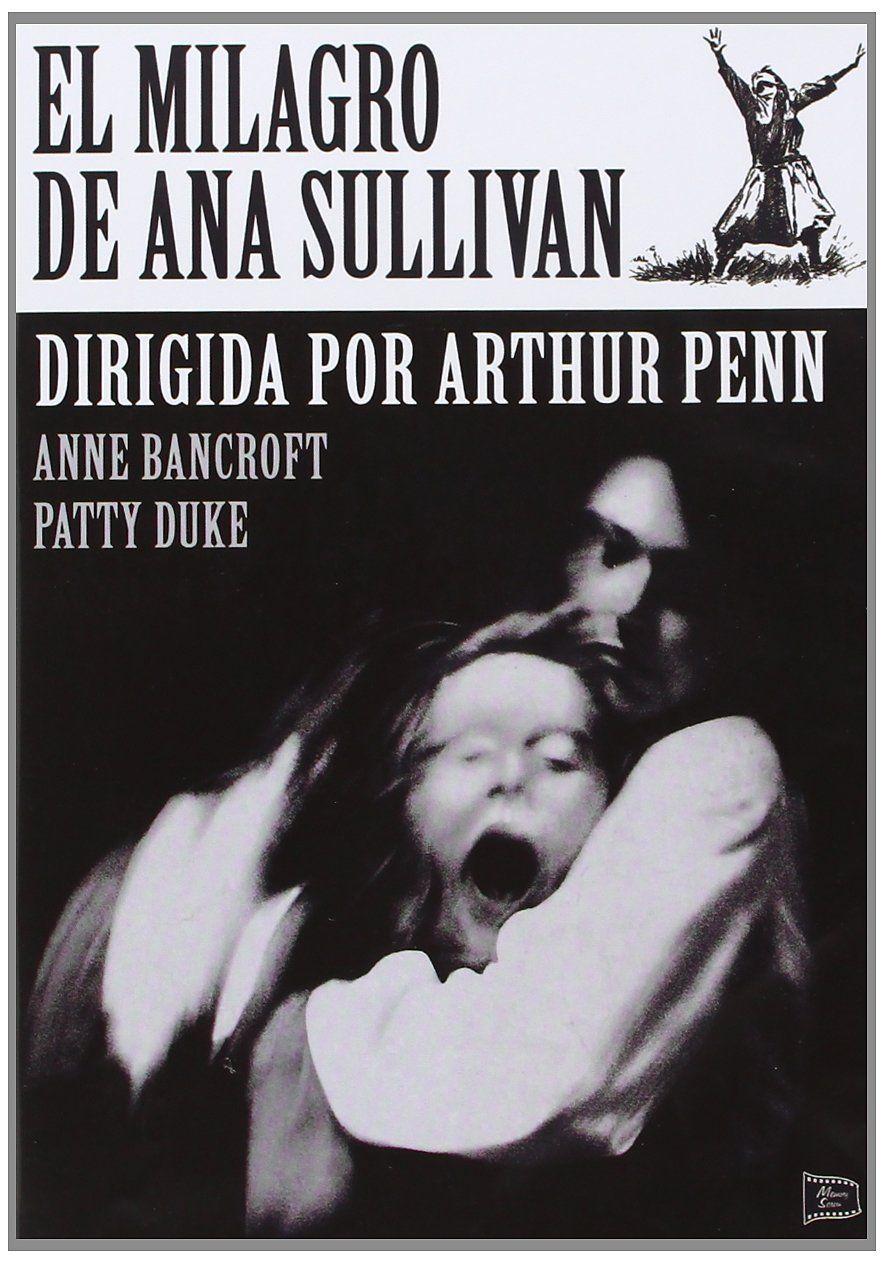 El milagro de Anna Sullivan películas sobre profesores