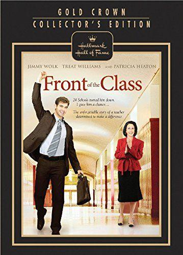 Al frente de la clase películas sobre profesores