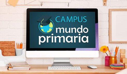 Mundo Primaria lanza sus cursos on line 2