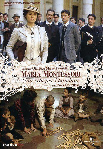 María Montessori, películas sobre profesores